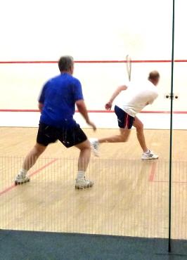 The friendliest squash club in Chichester